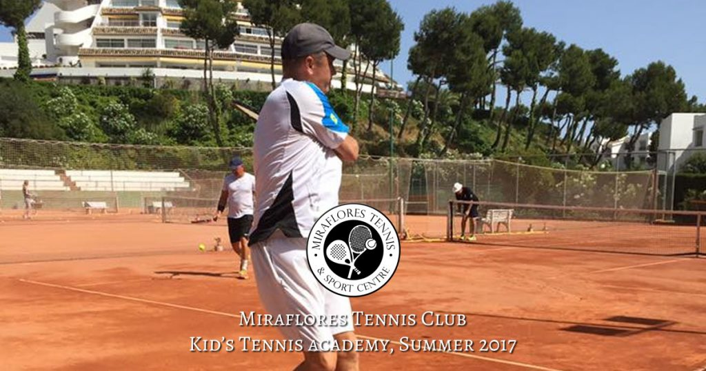 Casual Tennis Games at Miraflores Tennis Club, Mijas Costa, Costa del Sol