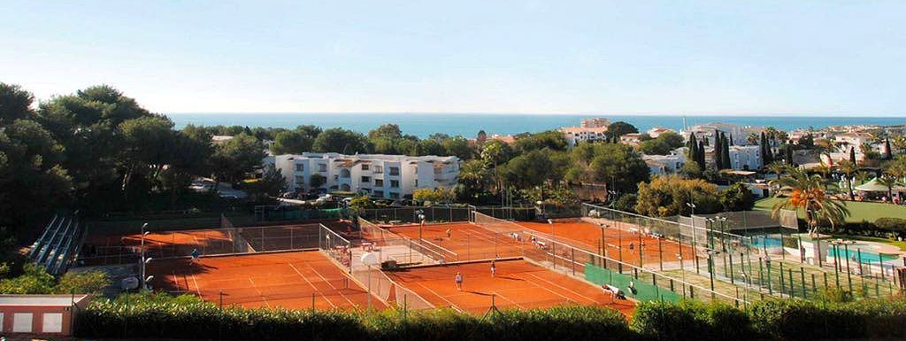 Miraflores Tennis Club, Mijas Costa, Malaga, Spain