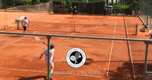 Book your Tennis Court at Miraflores Tennis Club, Mijas Costa, Malaga, Spain