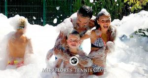 Miraflores Tennis Padel Sports Club - Summer 2018 - Brilliant Childrens Parties - Miraflores, Mijas Costa, Costa del Sol, Spain OG02