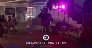 Miraflores Tennis Padel Sports Club - Summer 2018 - Dining and Entertainment - Miraflores, Mijas Costa, Costa del Sol, Spain OG01