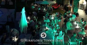 Miraflores Tennis Padel Sports Club - Summer 2018 - Dining and Entertainment - Miraflores, Mijas Costa, Costa del Sol, Spain OG02