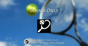 Tennis Holidays & Packages, Miraflores Tennis Club - Tennis Only