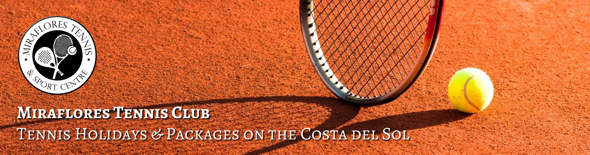 Tennis Holidays & Packages on the Costa del Sol